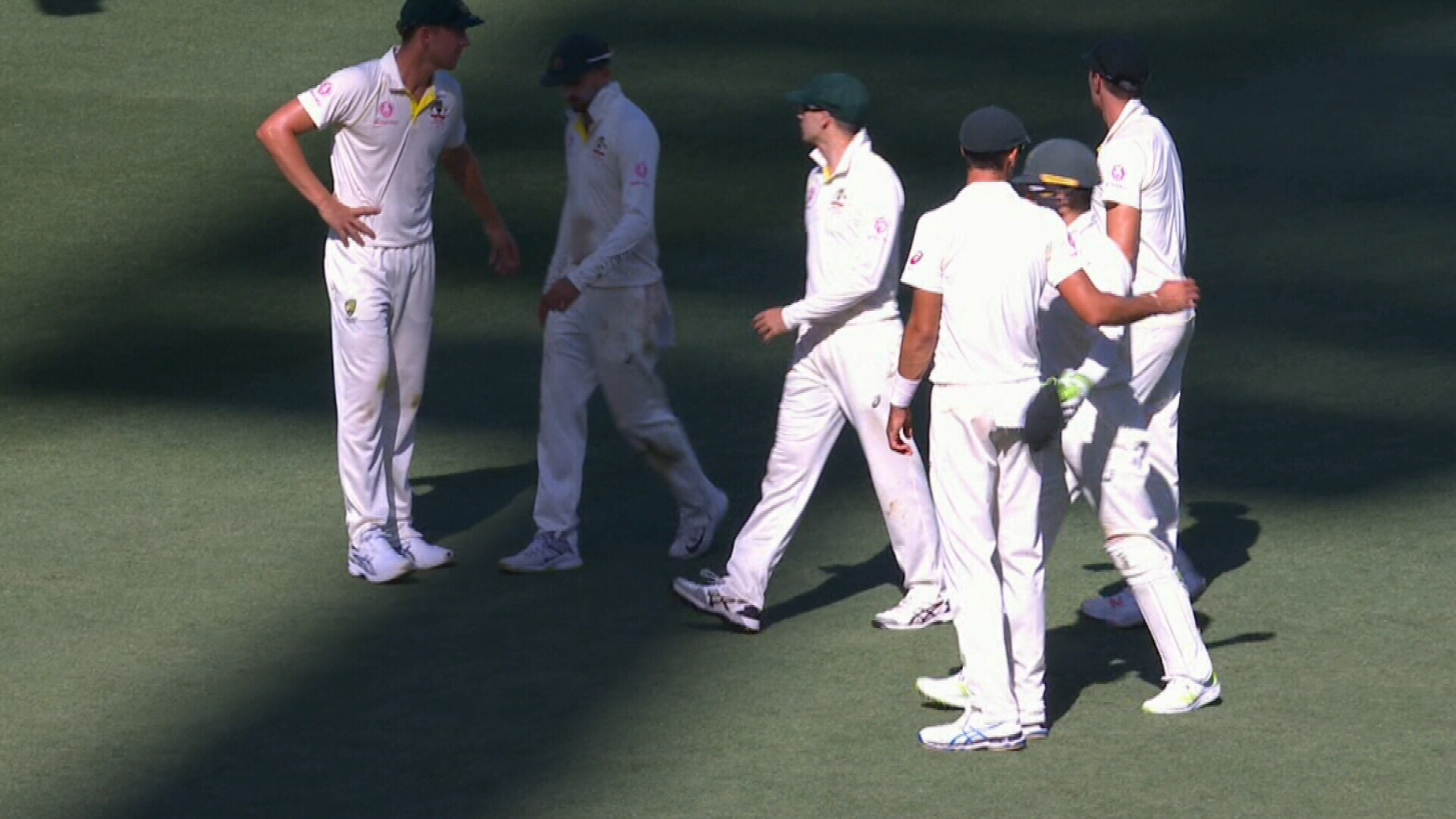 Paine says Starc low on confidence