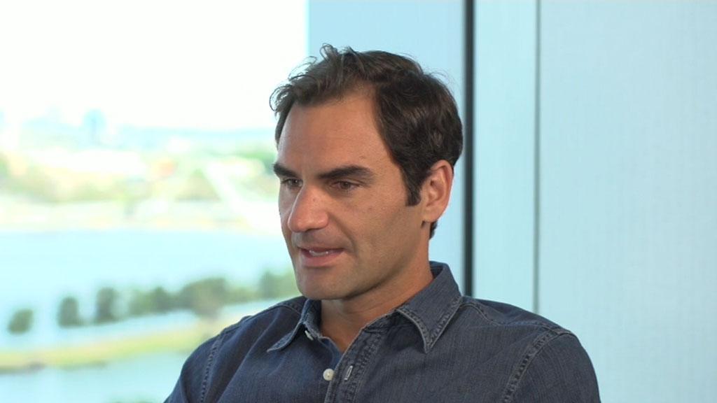 Federer explains Nadal challenge