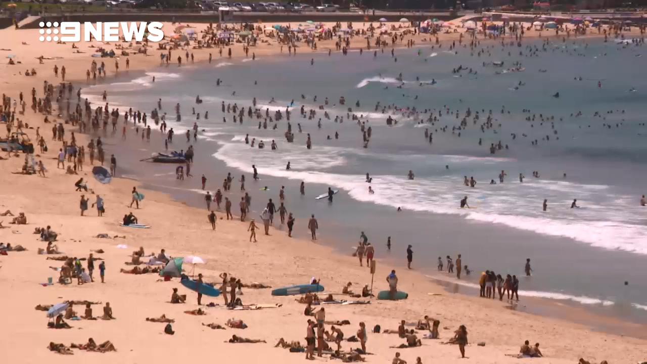 NSW set to endure record-breaking heat spell
