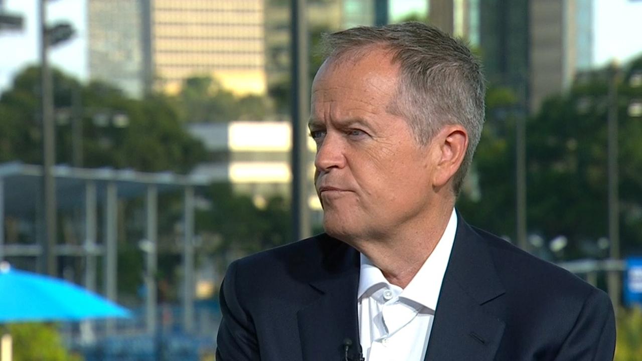 Bill Shorten commits to Australia Day date