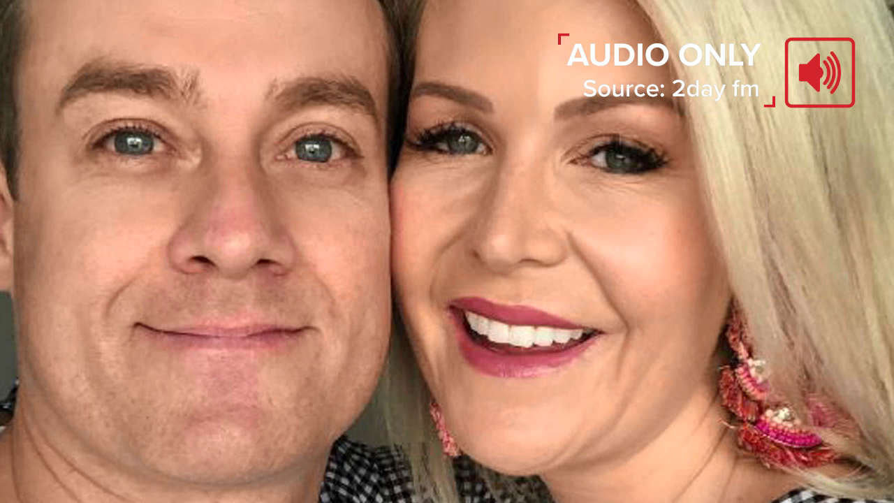 Grant Denyer's wife Cheryl opens up about his life-threatening accident