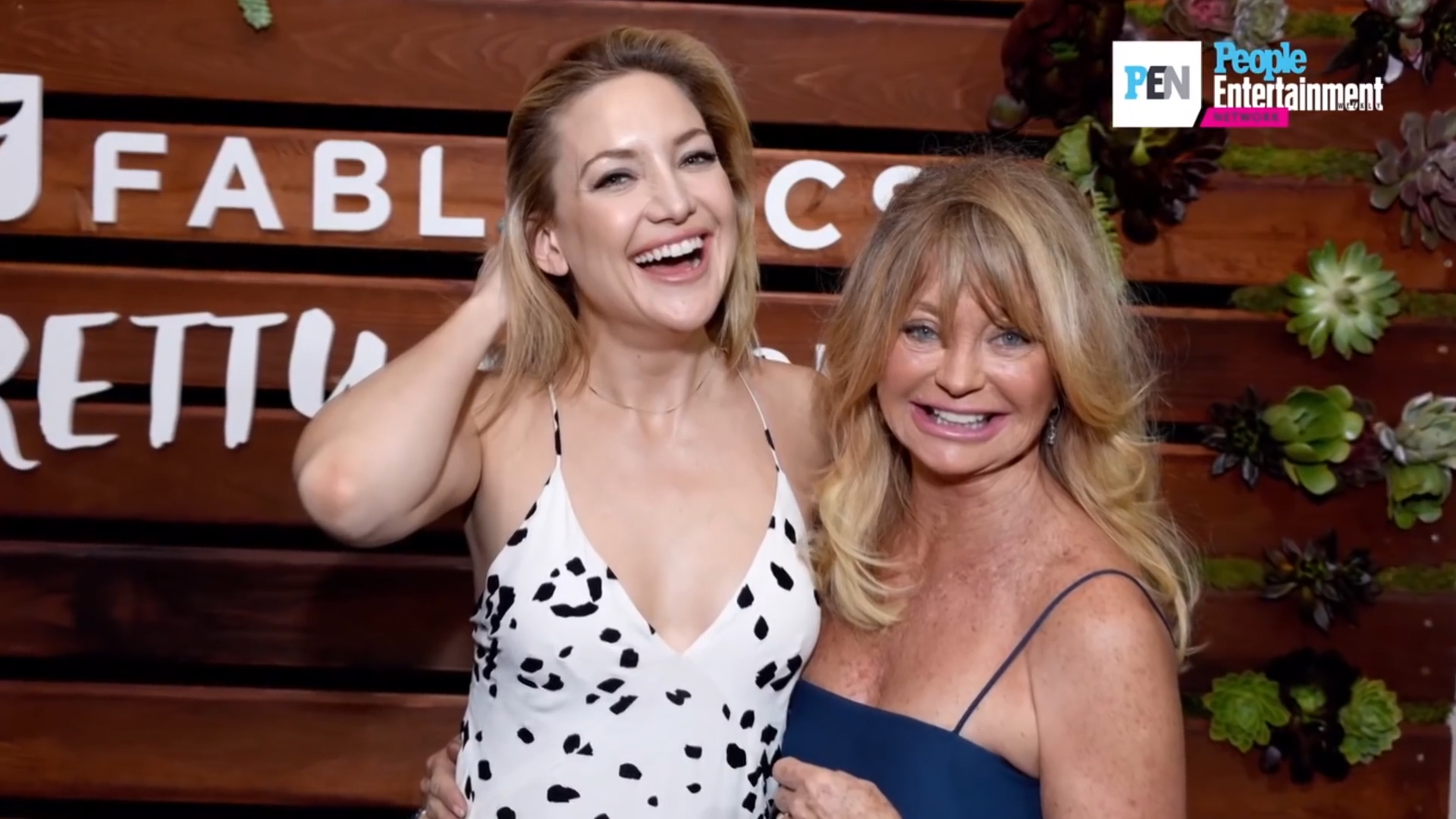 Goldie Hawn talks about bond with Kate Hudson