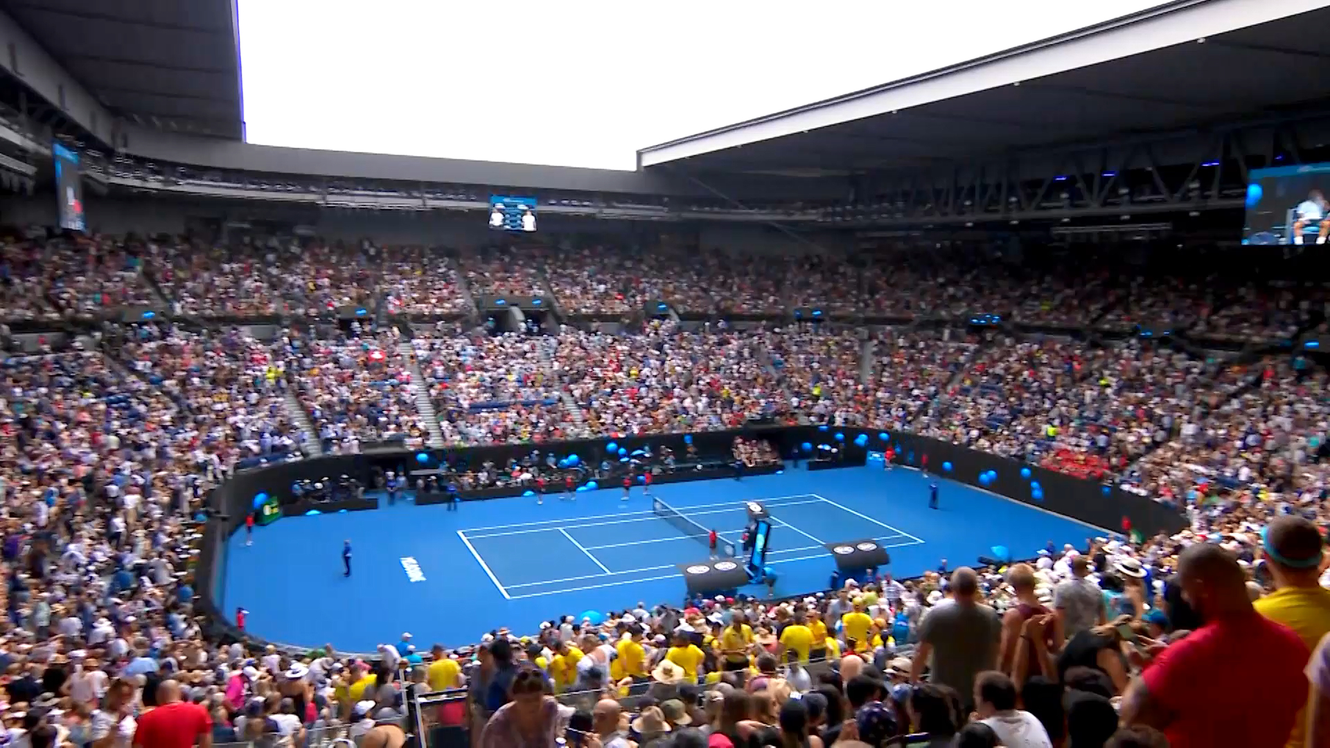Lleyton Hewitt on why Rod Laver Arena is special