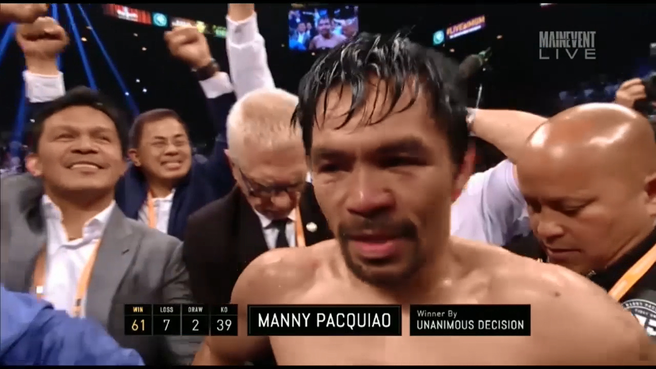 Pacquiao retains world title