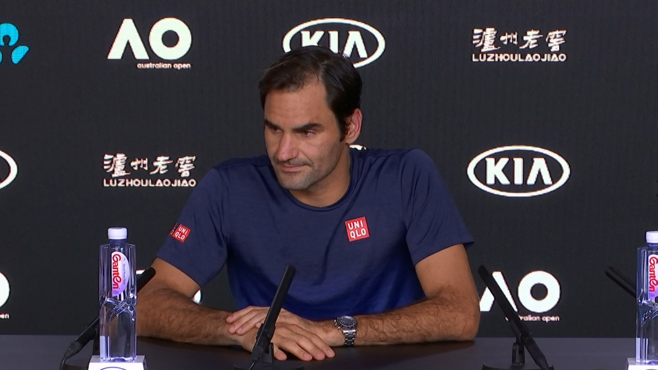 Federer weighs in on Aus Open exit