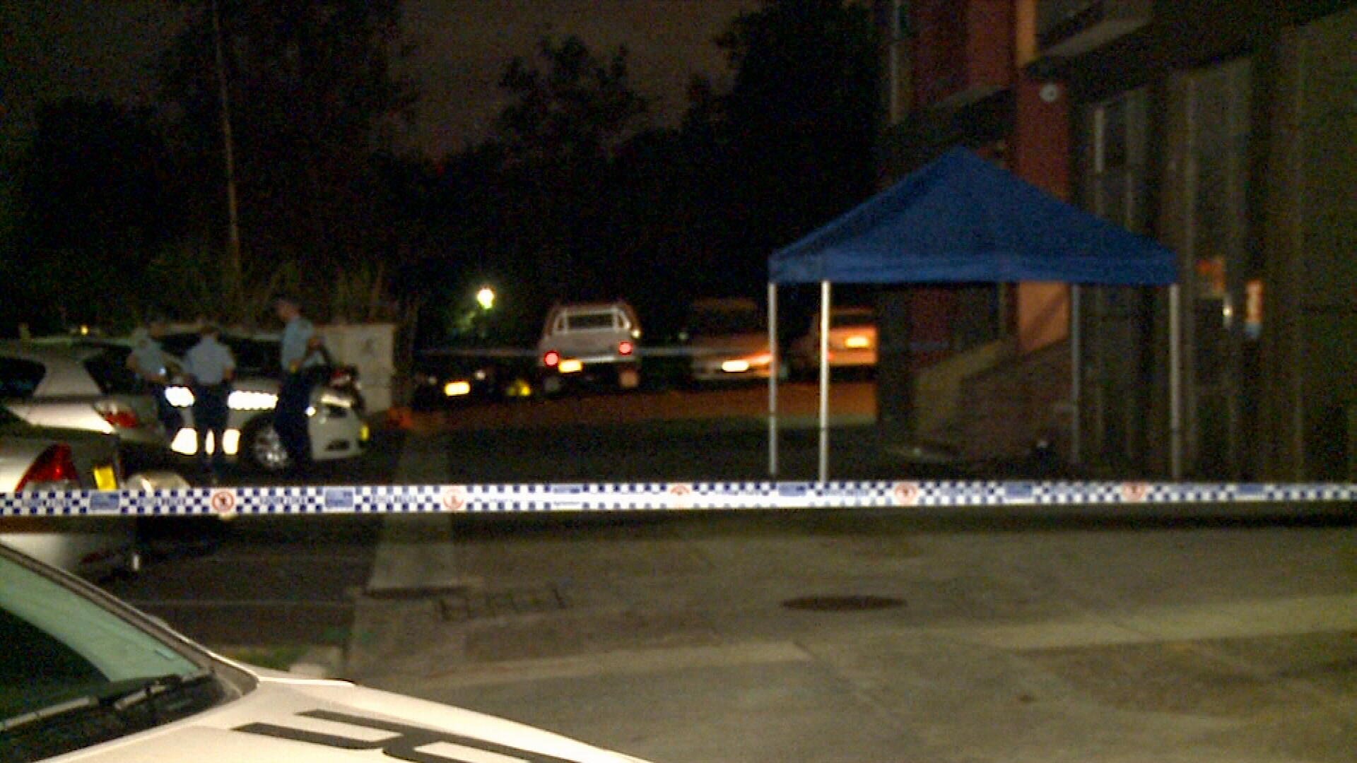 Man arrested after woman thrown from inner-city Sydney balcony