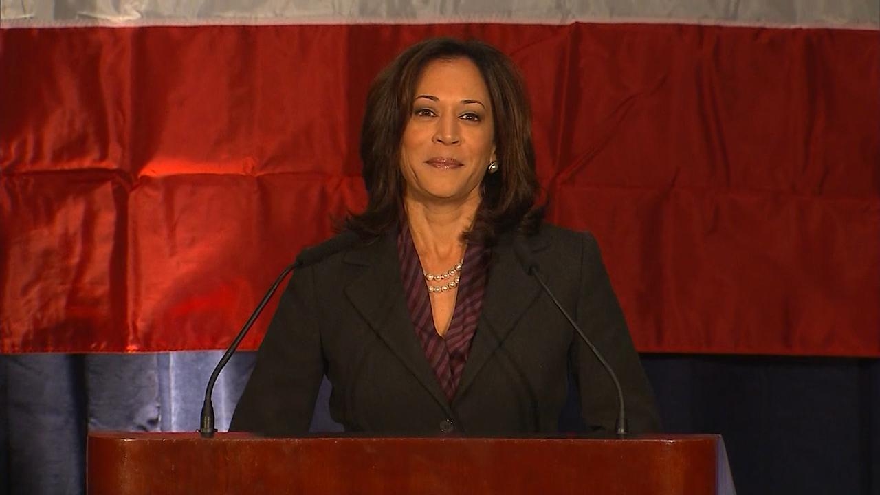 Kamala Harris to run for US President in 2020