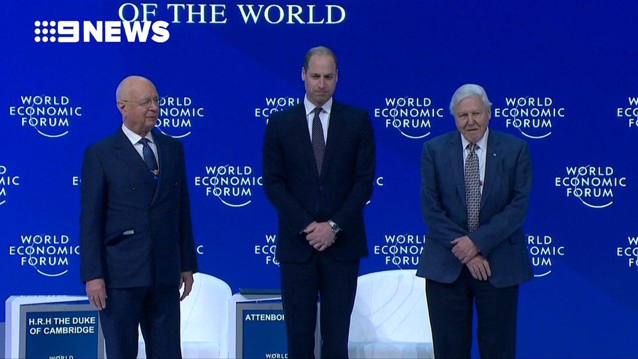 World Economic Forum begins in Davos, Switzerland