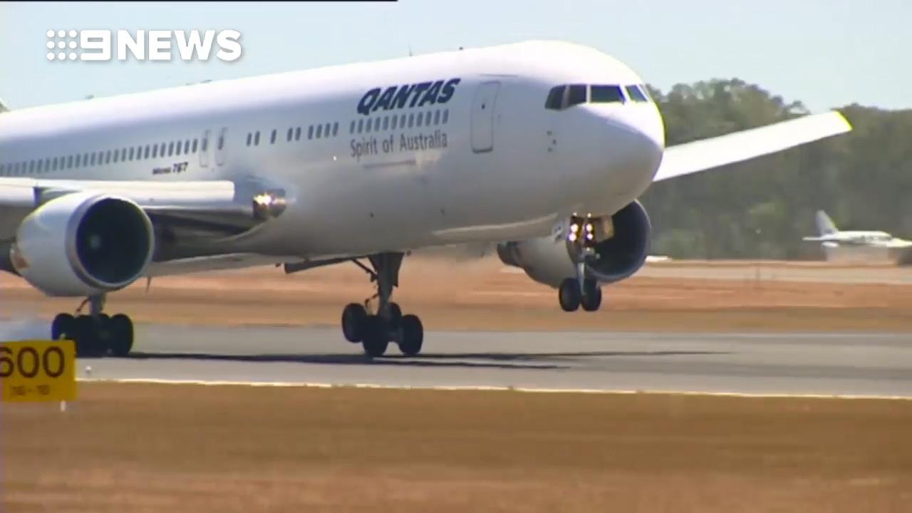 Qantas cancels Darwin flights