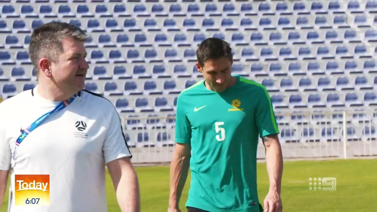 Socceroos consider formation change