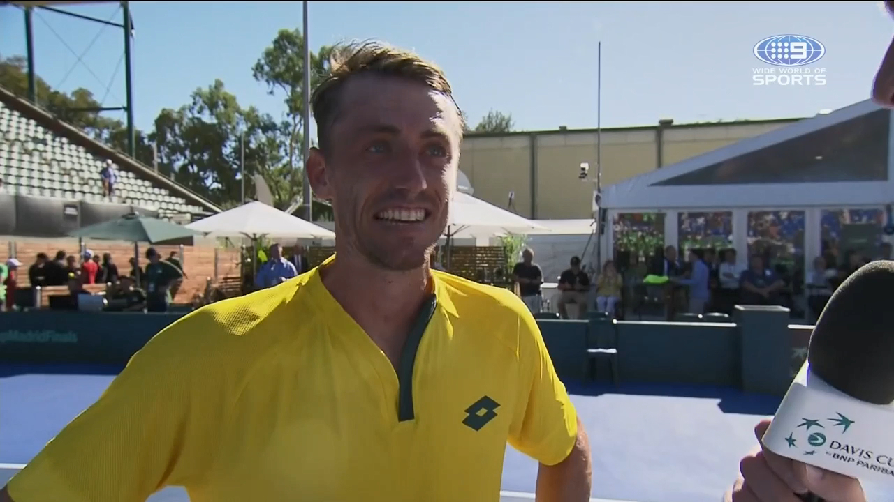 Millman's close call with snakes