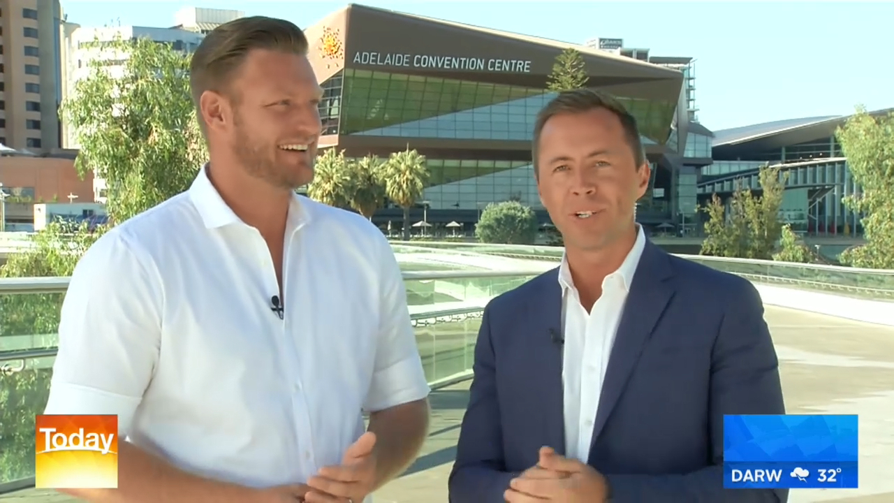 Groth previews Davis Cup action