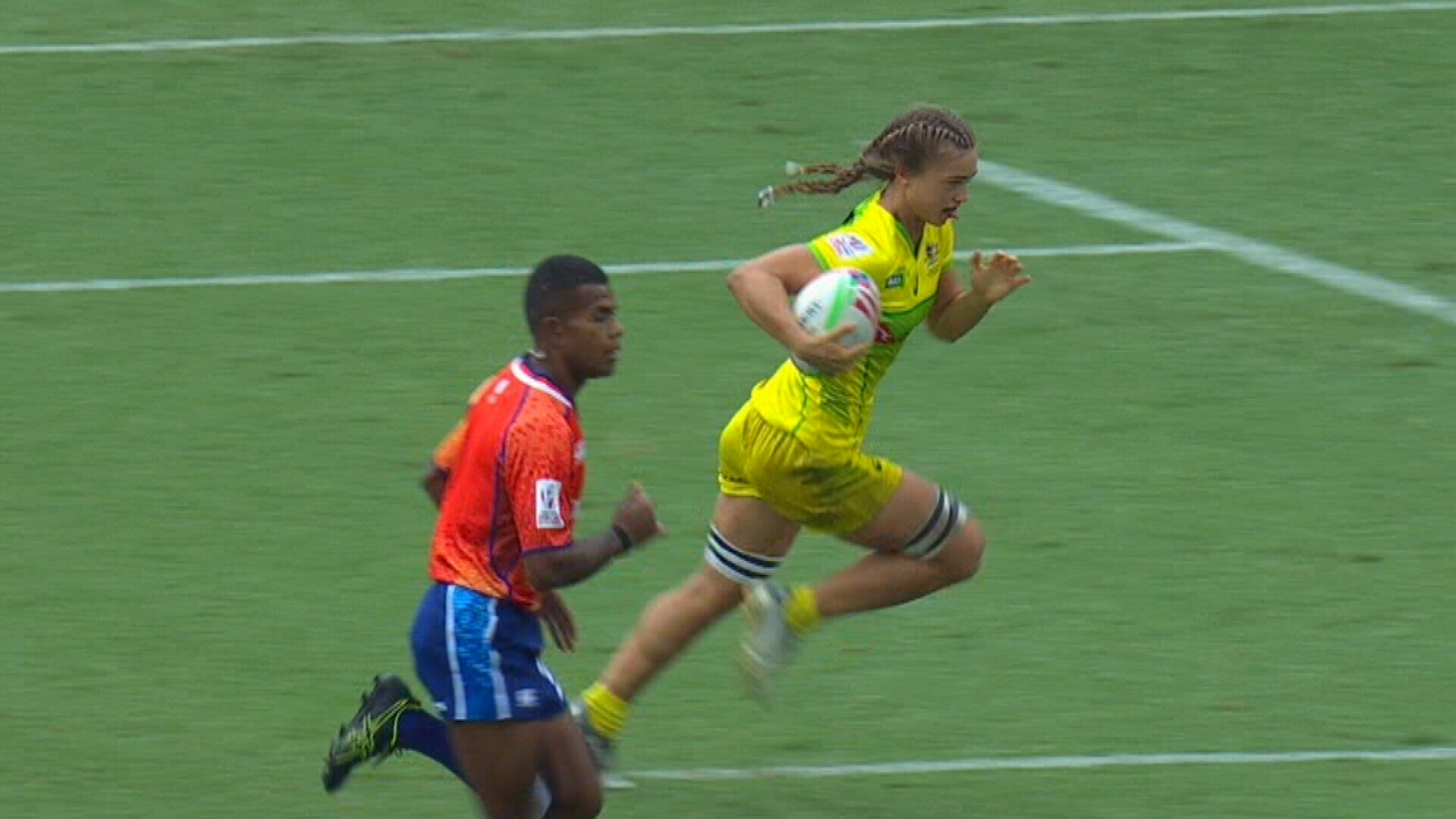 Aussies starring in Sydney Sevens