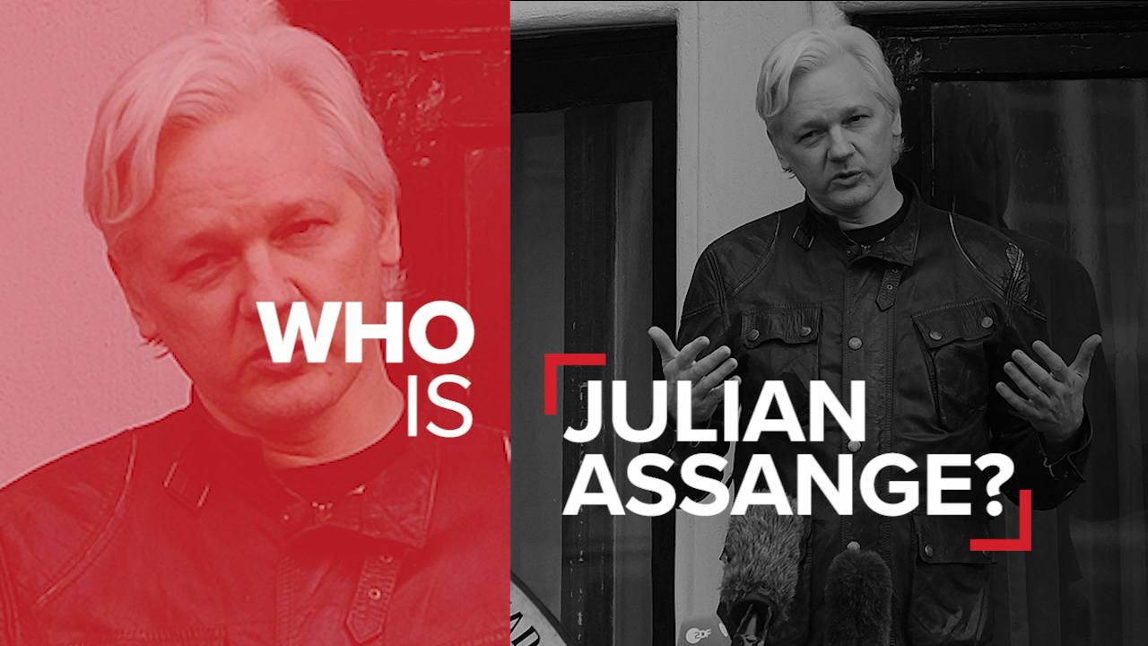 Why is WikiLeaks founder Julian Assange in Ecuadorian embassy?