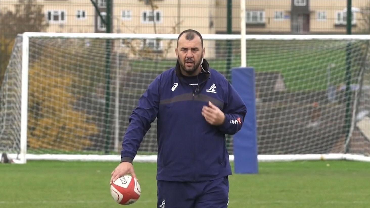 Cheika roasted by AB's Hansen