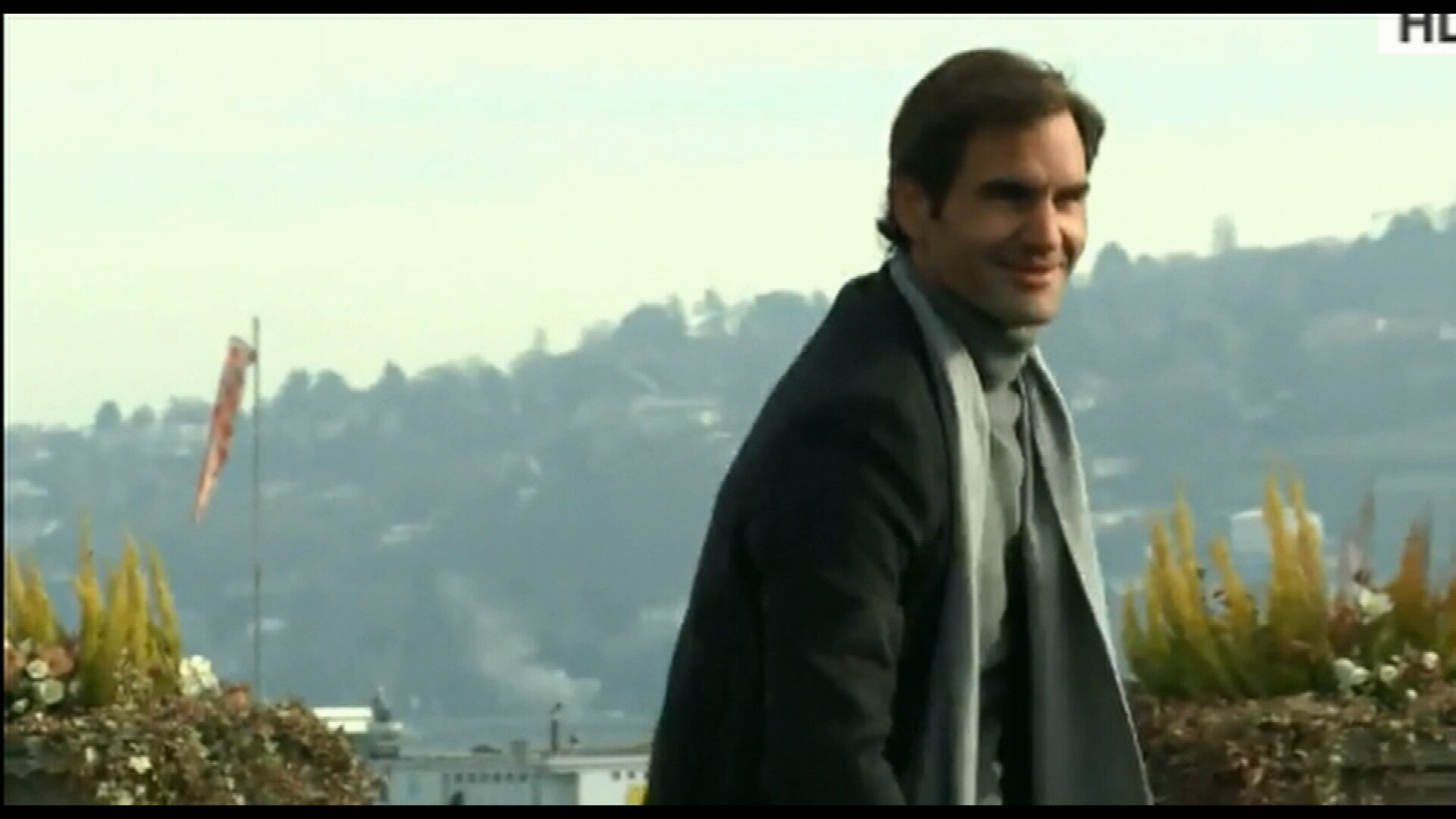 Rod Laver Cup launched by Federer and Borg
