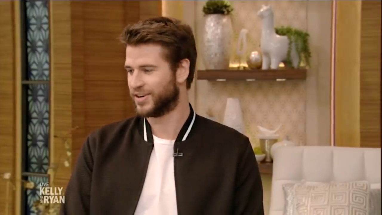 Liam Hemsworth talks 'simple' wedding to Miley Cyrus