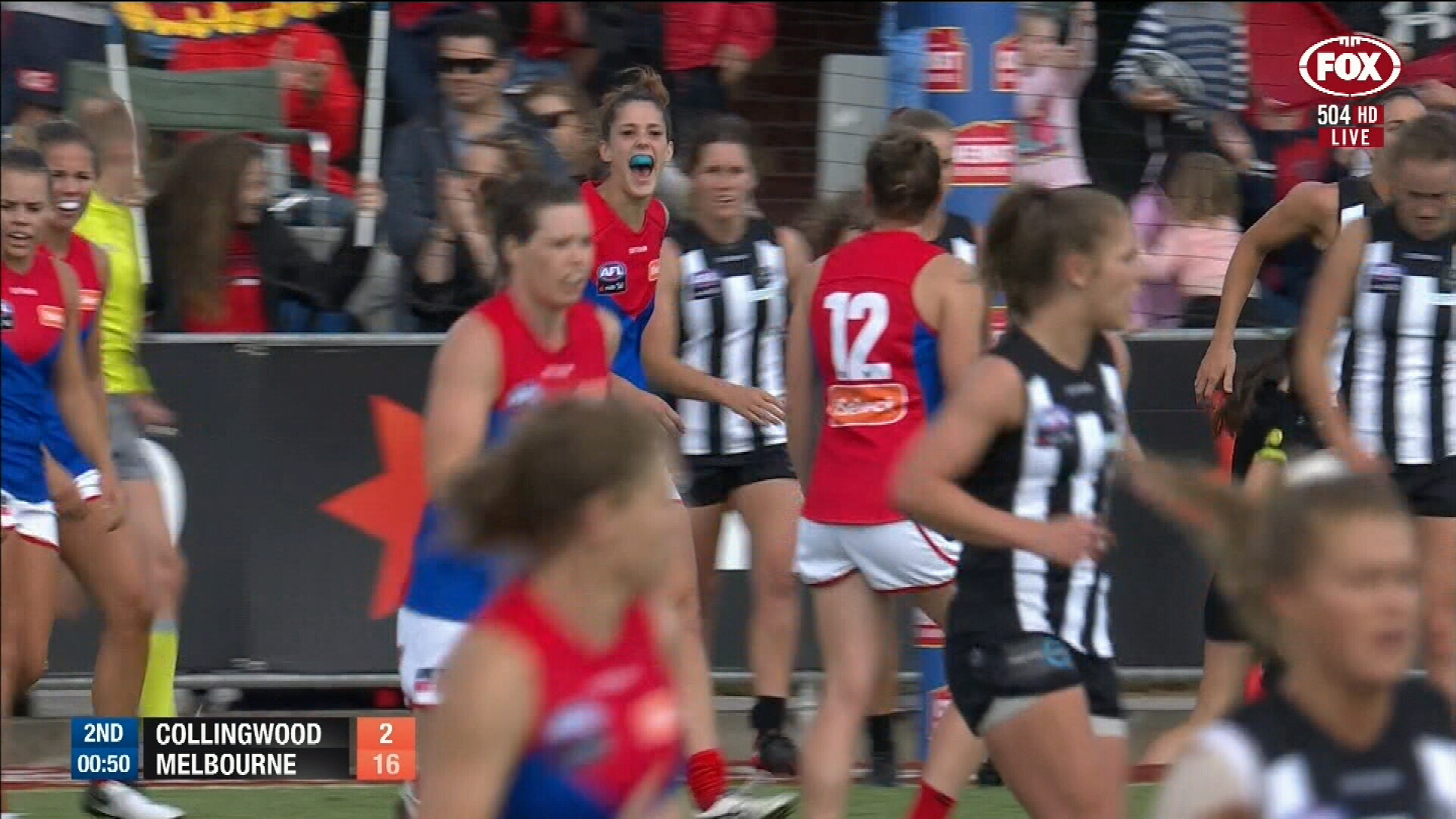 Western Bulldogs too good for Geelong