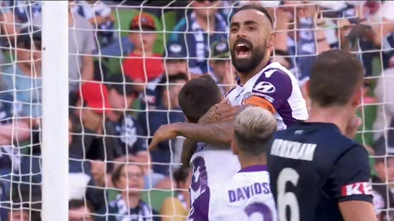 Perth Glory extend A-League lead