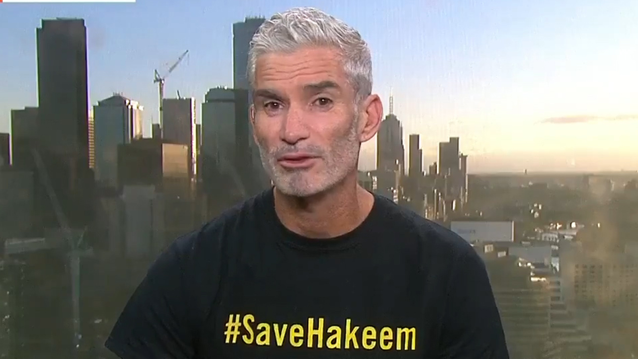 Craig Foster speaks on Hakeem's release Abstract
