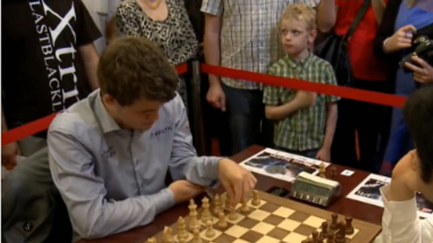 Chess eyeing Olympics in 2024