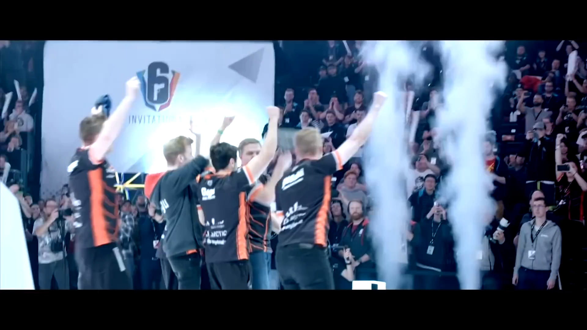 Trailer for the Rainbow Six Invitational 2019