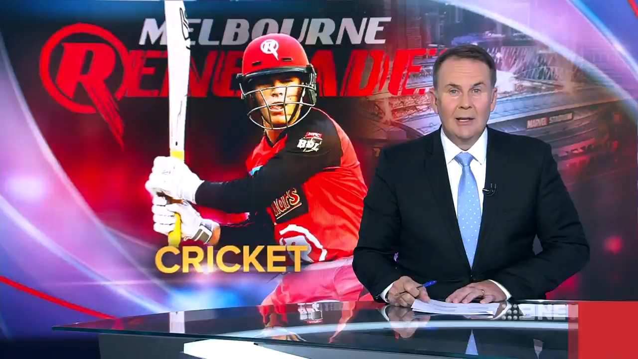 Renegades hoping for all-Melbourne final