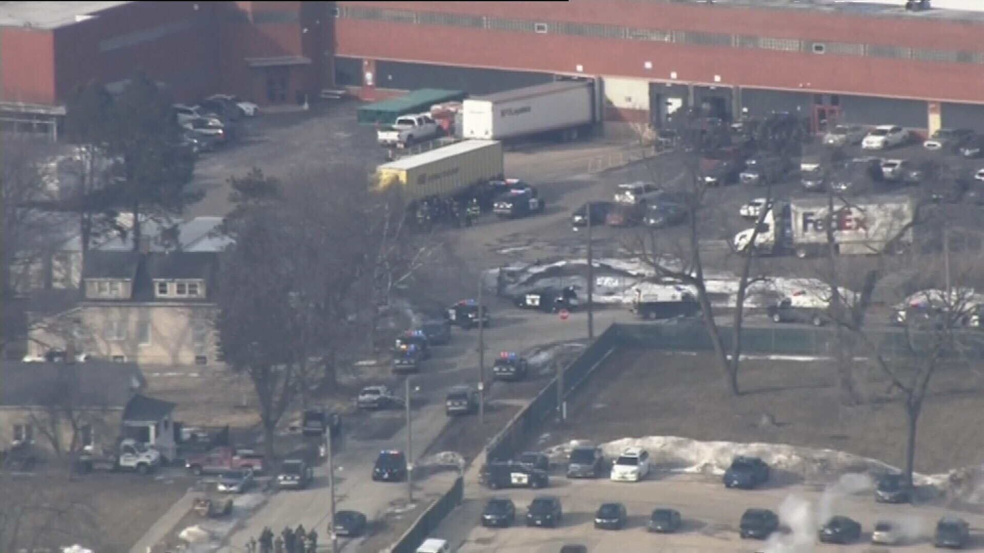 Active shooter at Illinois manufacturing facility