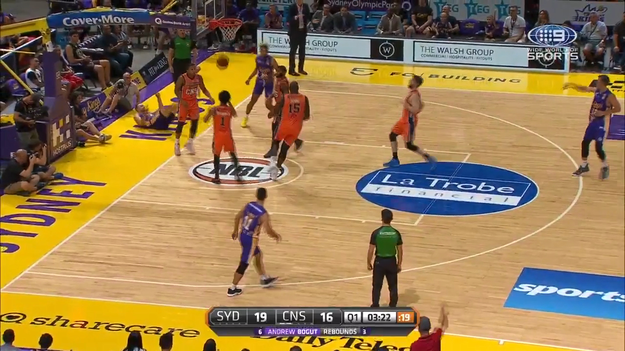 Kings beat Taipans in NBL without Randle