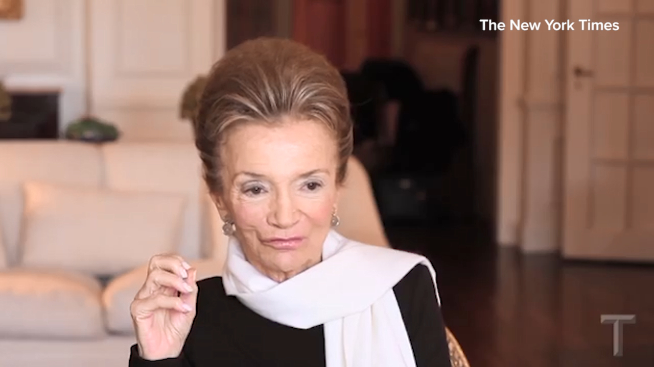 Sofia Coppola interviews Lee Radziwill