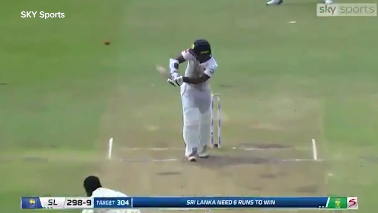 Perera pulls off remarkable chase