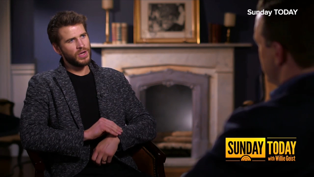 Liam Hemsworth opens up about his wedding to Miley Cyrus