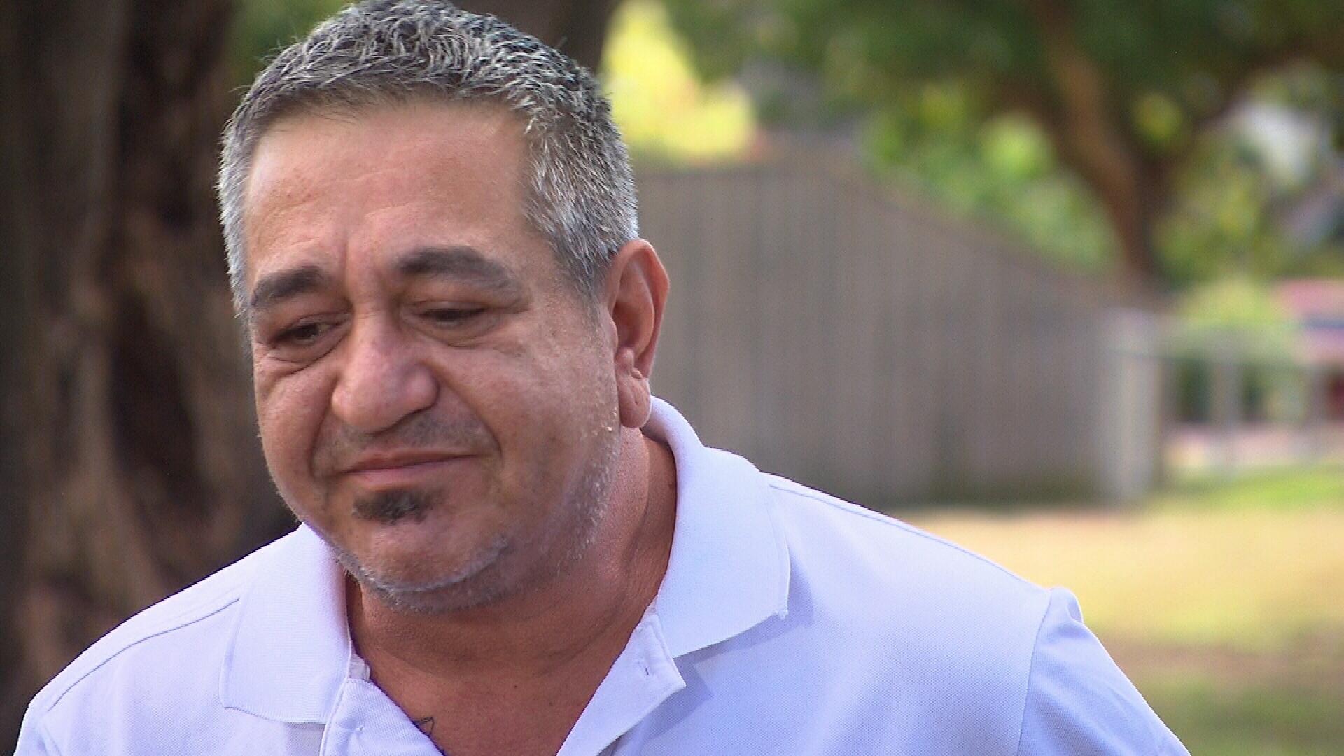 Father desperate for improved park safety