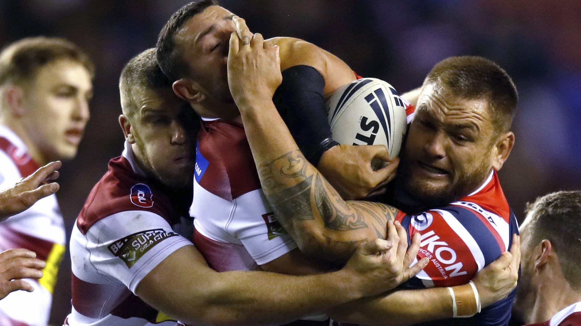 WCC Highlights: Wigan Warriors v Sydney Roosters