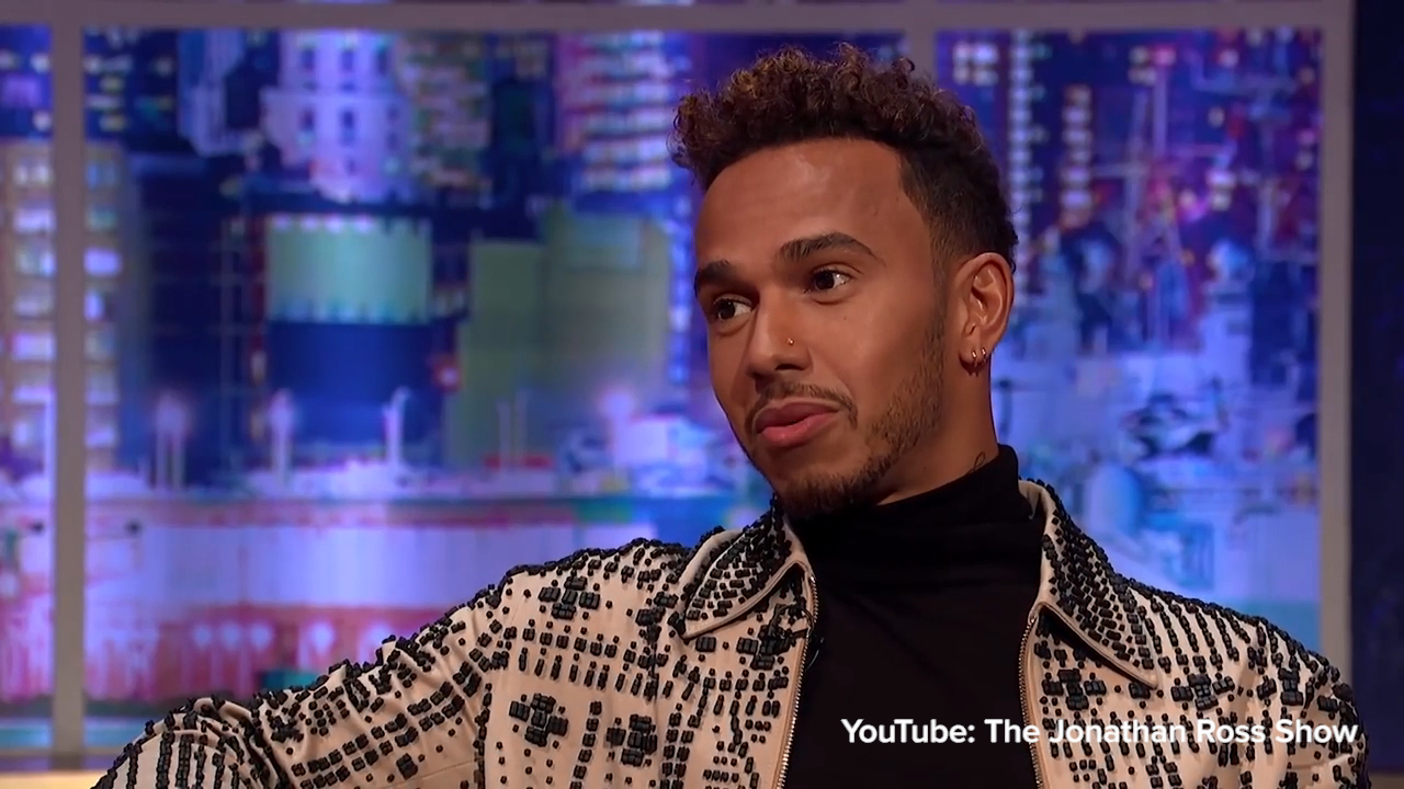 Lewis Hamilton talks dating and retirement