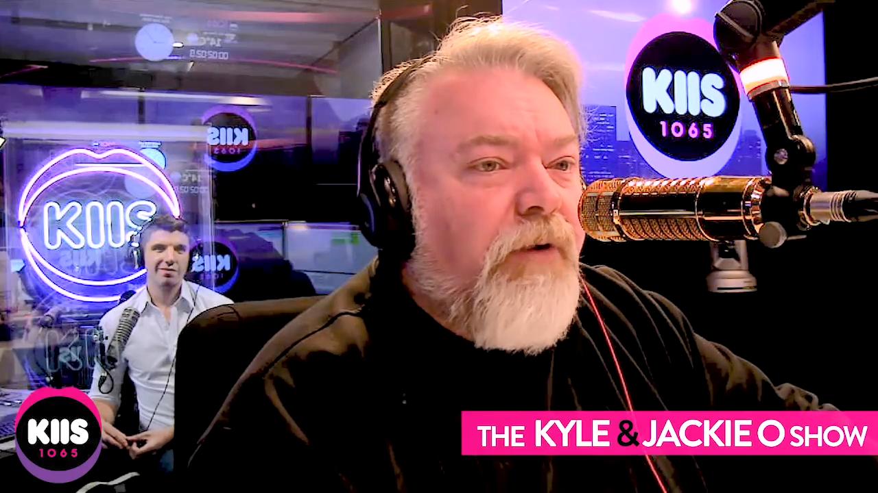 Kyle Sandilands wants to put an end to fat-shaming