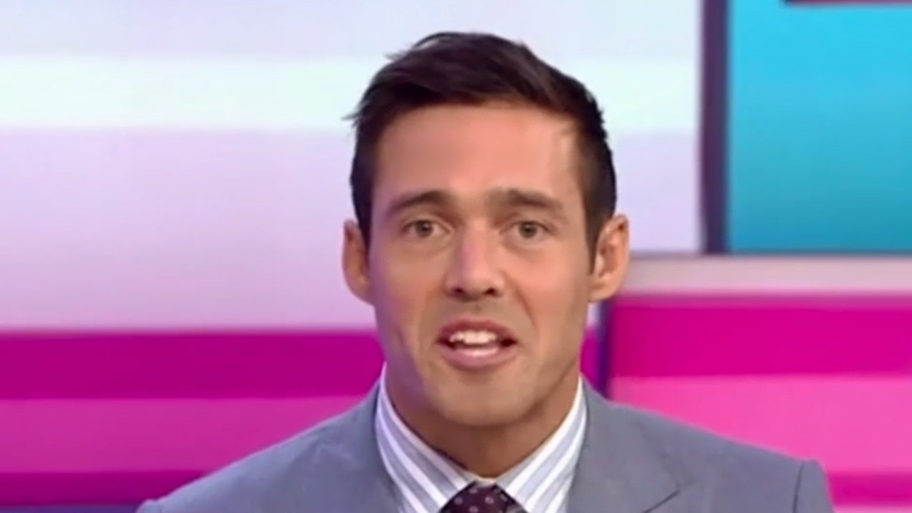 Spencer Matthews apologises for 'wooden' TV performance