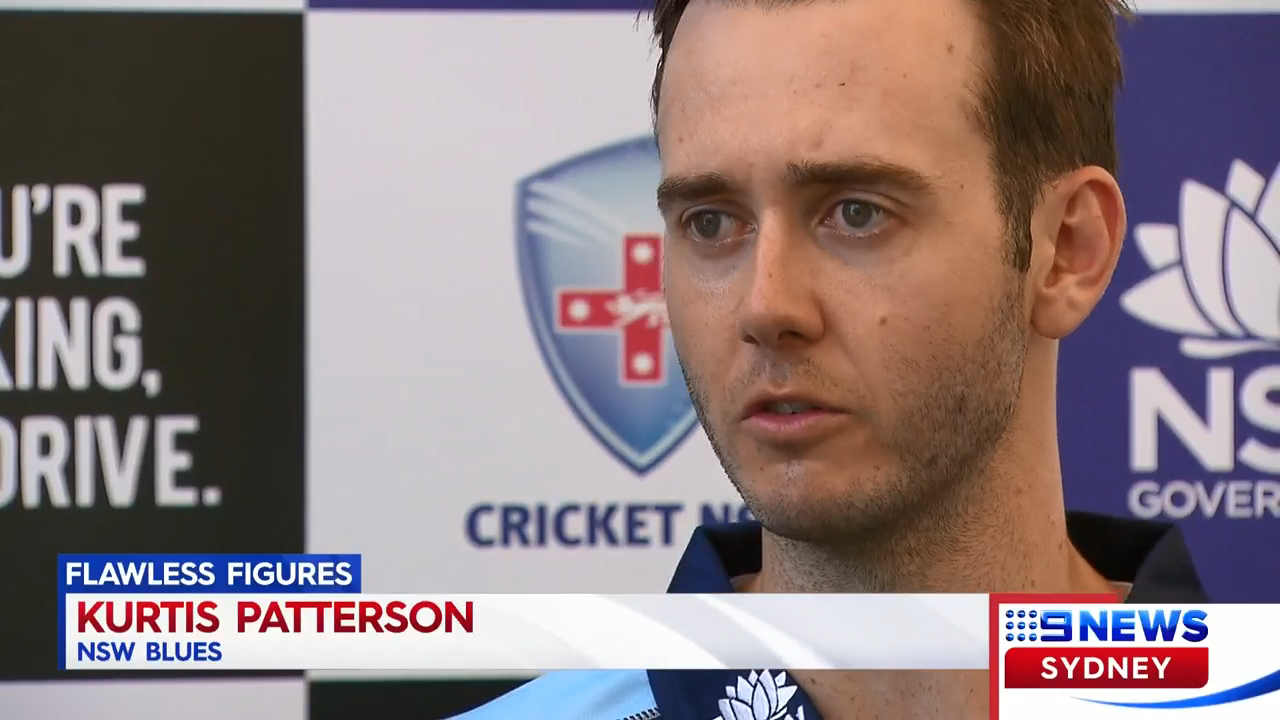Patterson not fazed by Ashes hype