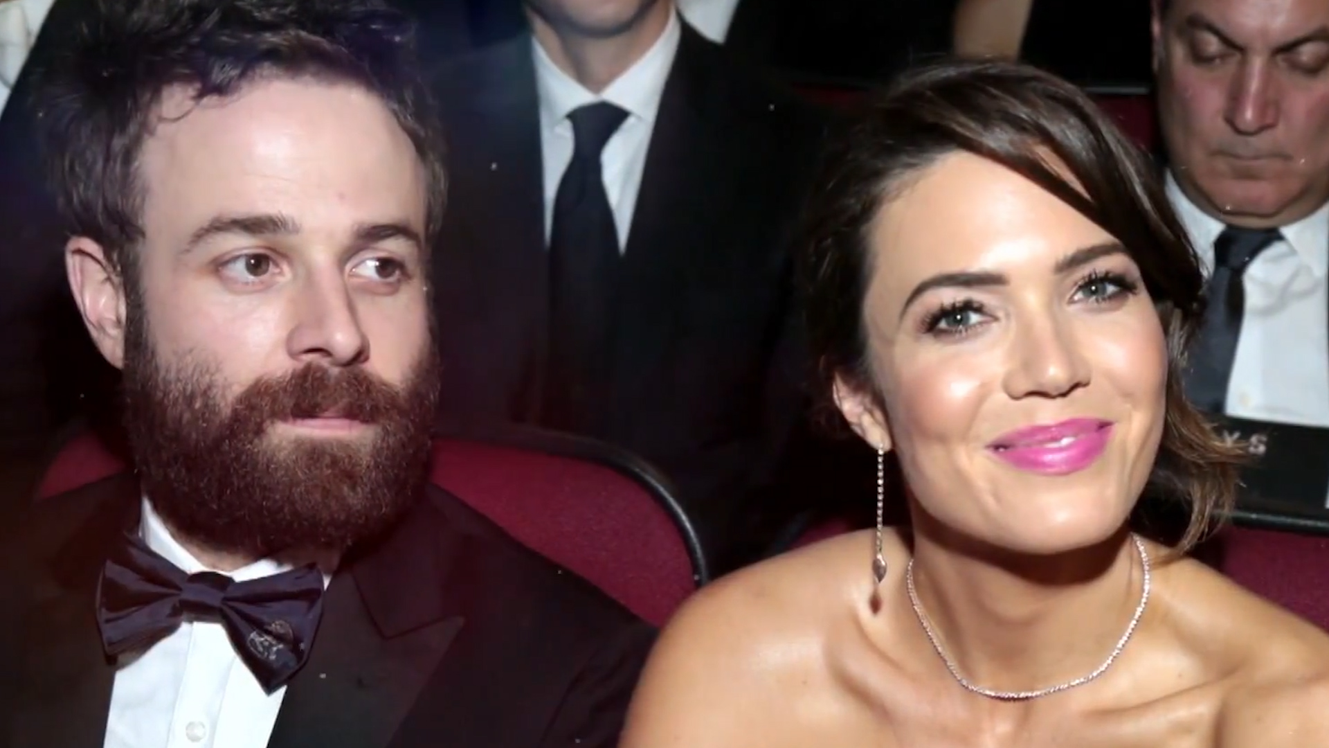 Mandy Moore talks about falling in love with husband Taylor Goldsmith