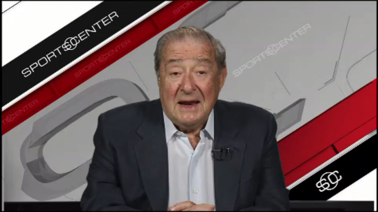 Arum makes offer to Wilder
