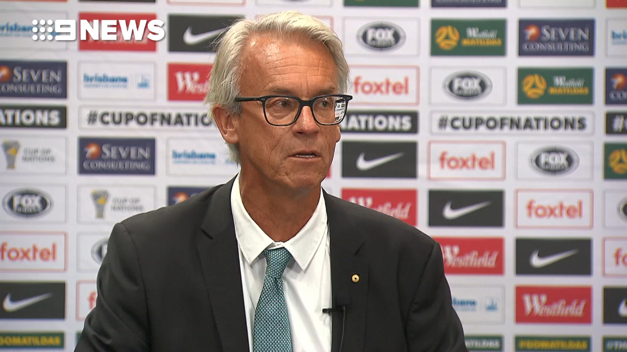 Matildas unveil new coach