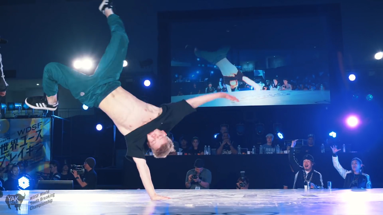Breakdancing to be introduced at Olympics