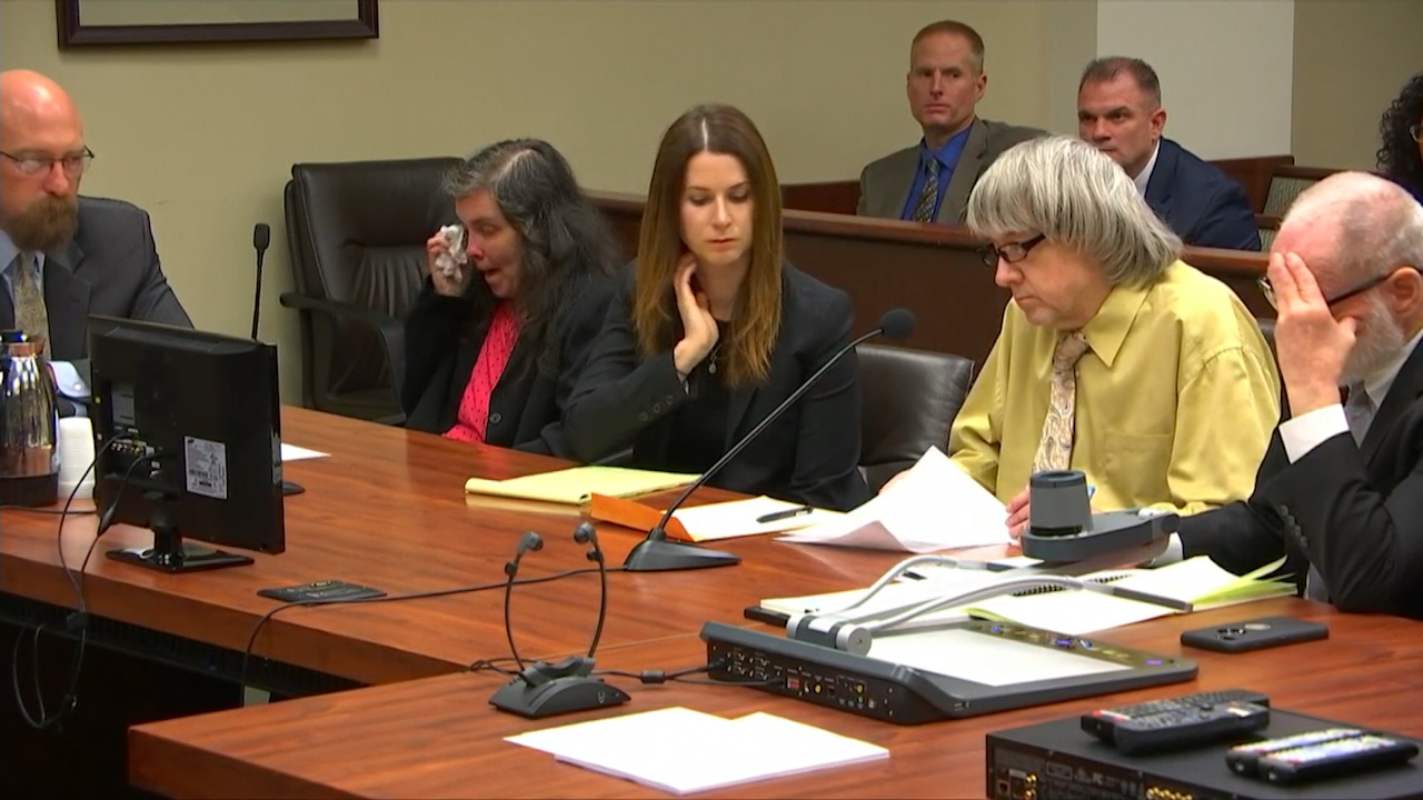 'House of Horrors' couple plead guilty