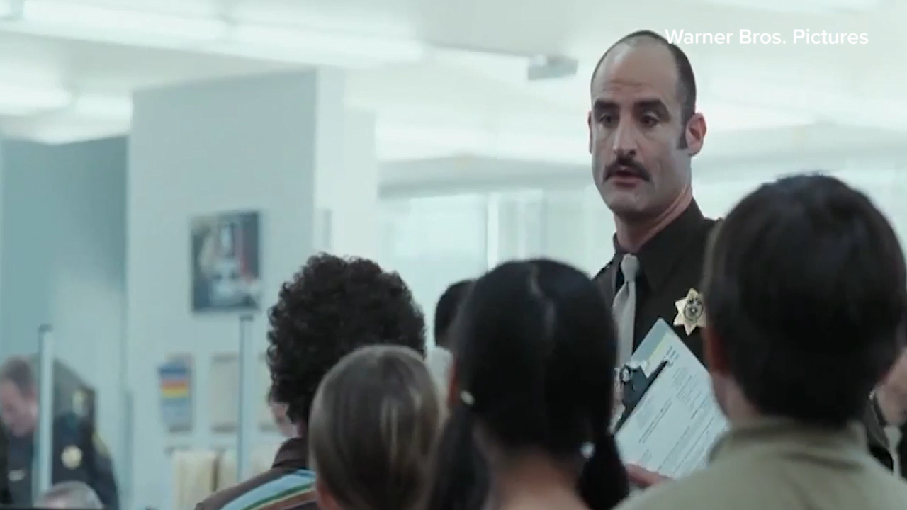 Brody Stevens stars in 'The Hangover'