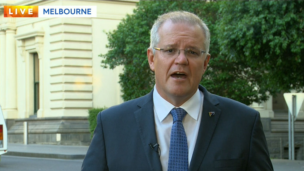 Morrison to announce $2b emissions fund