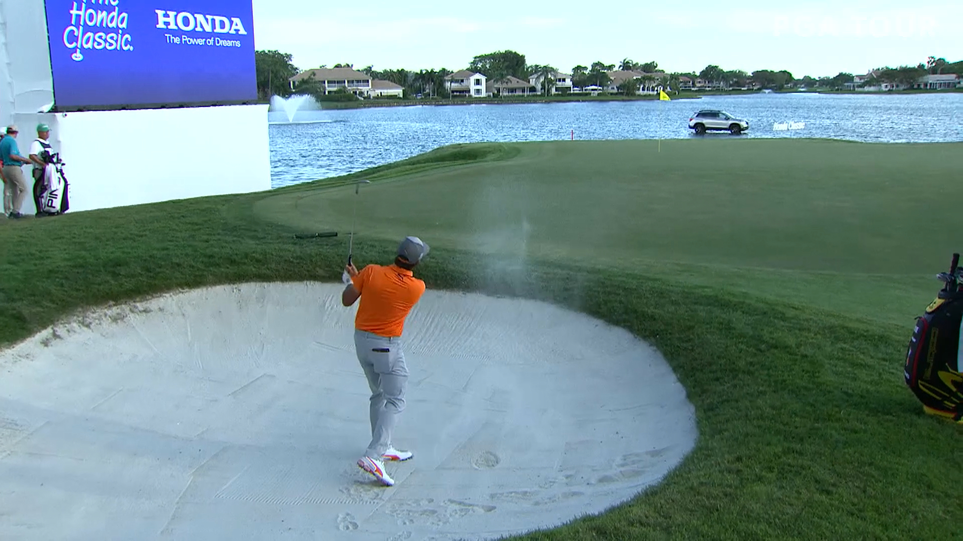 Highlights of Mitchell's Honda Classic victory