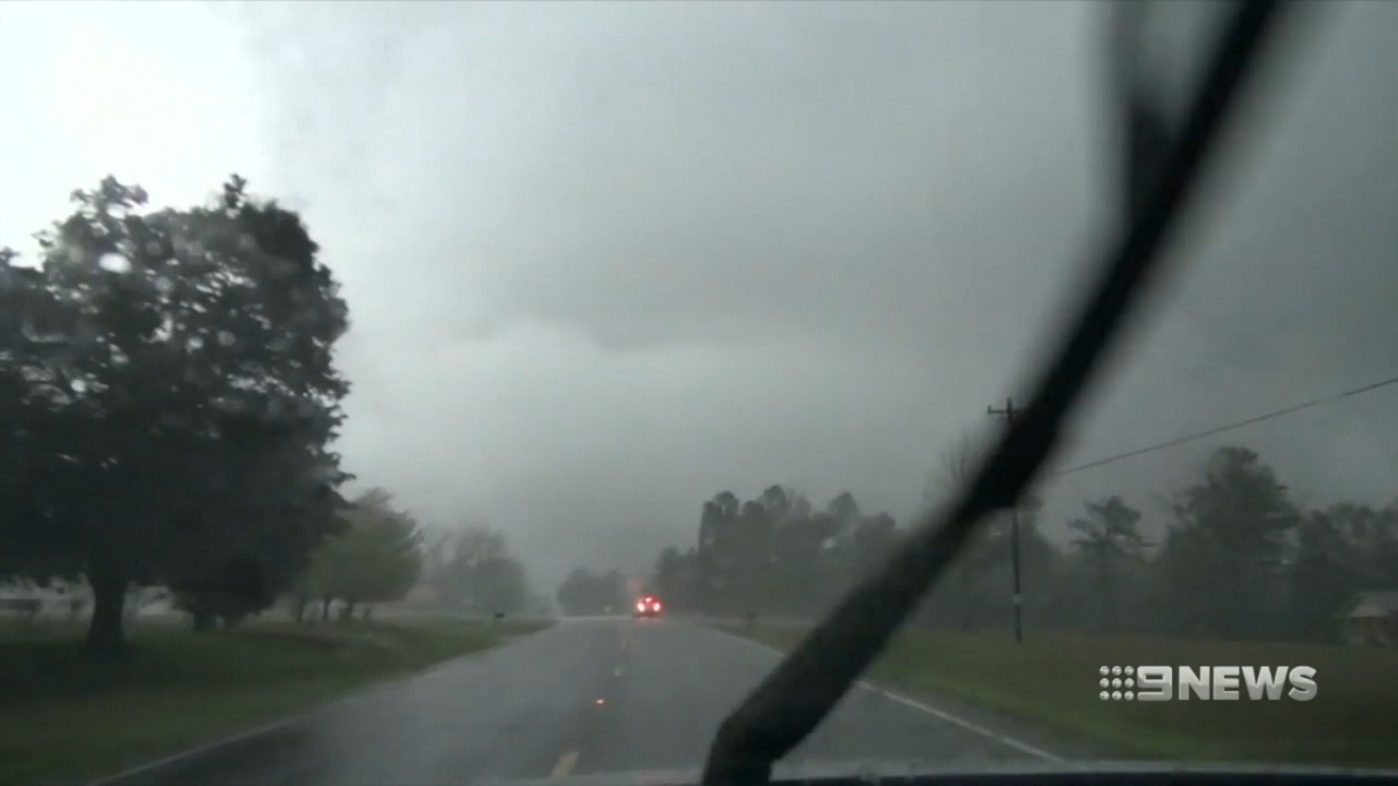 At least 20 feared dead as tornado hits Alabama