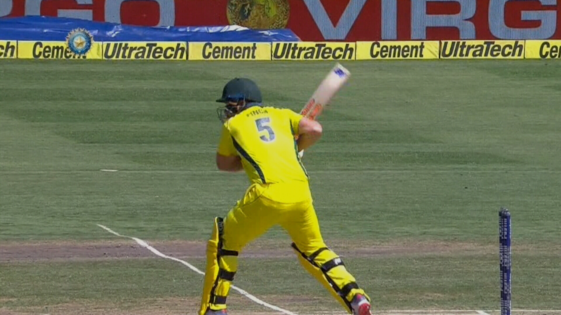 Finch looks to build on big score
