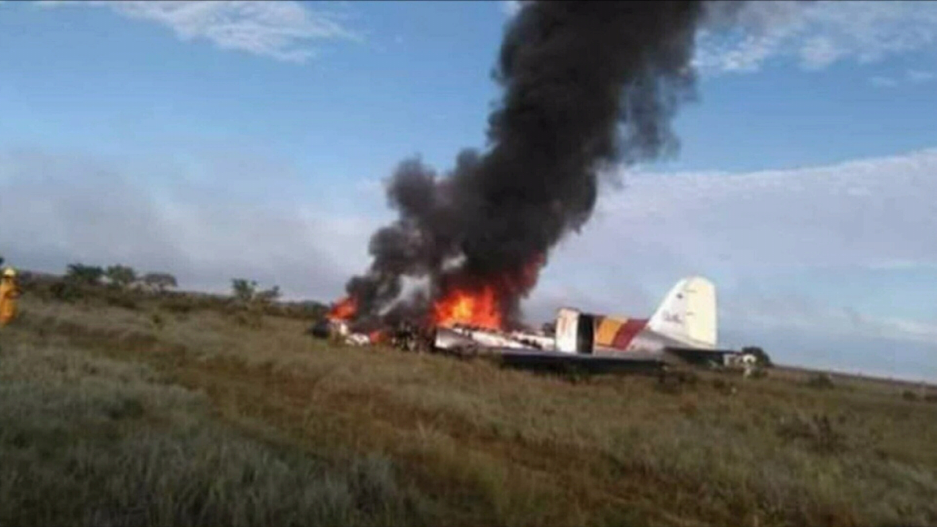 Twelve dead in Colombia plane crash, Americas News & Top Stories