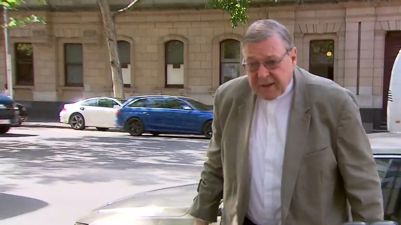Australia court jails cardinal for six years — George Pell